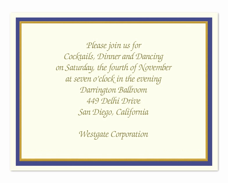 business luncheon invitation templates