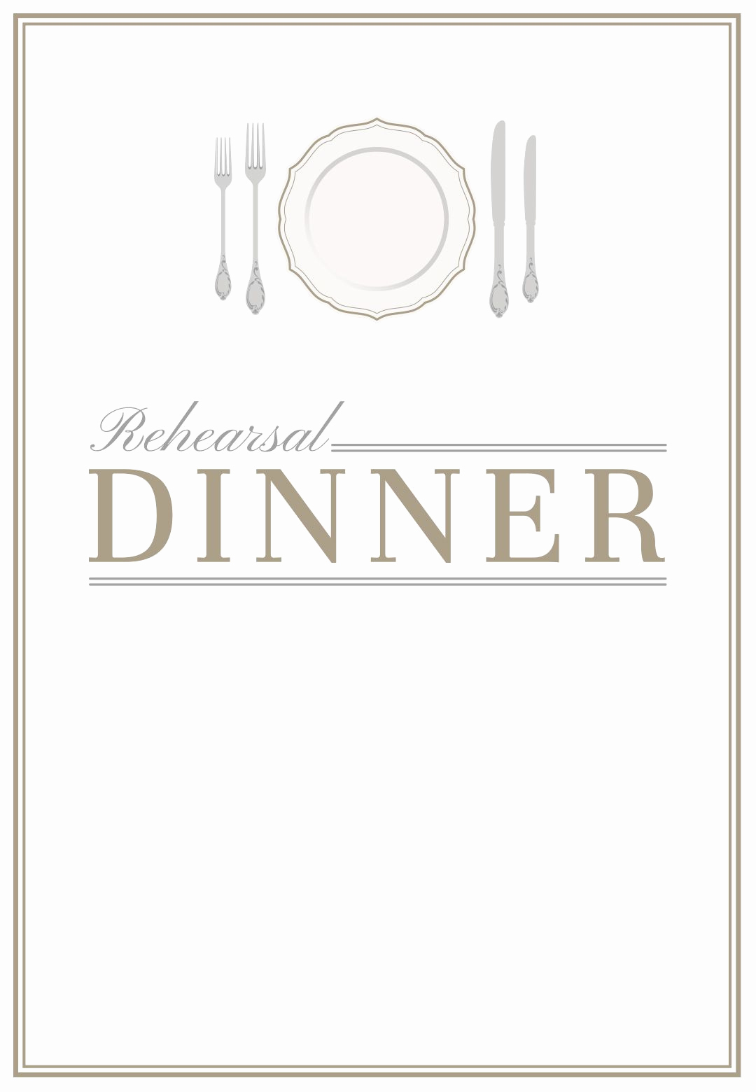 Business Dinner Invitation Template New Dinner Plate Template & Download Plate with Blue Patterned