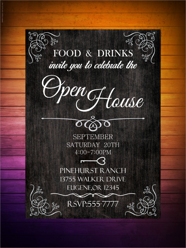 Business Open House Invitation Wording Awesome 23 Business Invitation Designs & Examples Psd Ai