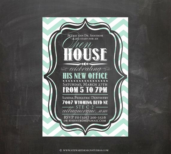 Business Open House Invitation Wording Best Of Items Similar to Open House Invitation Personalized Diy