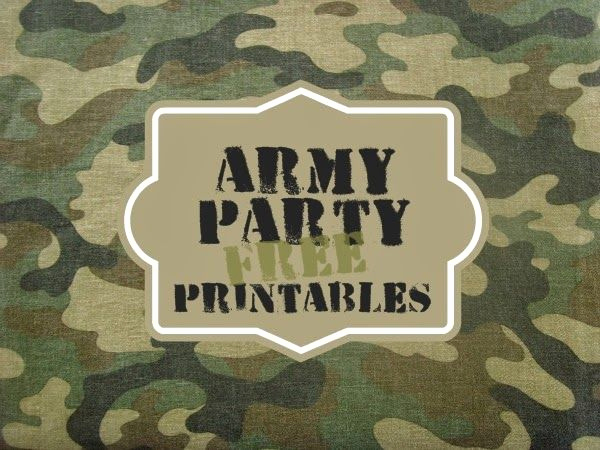 Call Of Duty Invitation Template Unique Greatfun4kids Army Party Free Printables for Drinks soda