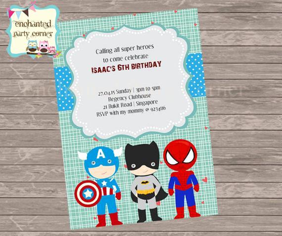 Calling All Superheroes Invitation Best Of Calling All Superheroes Invite Card