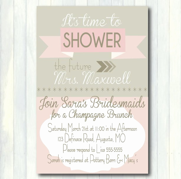 Card Shower Invitation Wording Lovely Bridal Shower Bridal Shower Invitation Wording Card