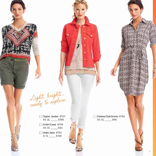 Carol anderson by Invitation Catalog Beautiful Cabi Spring 2014