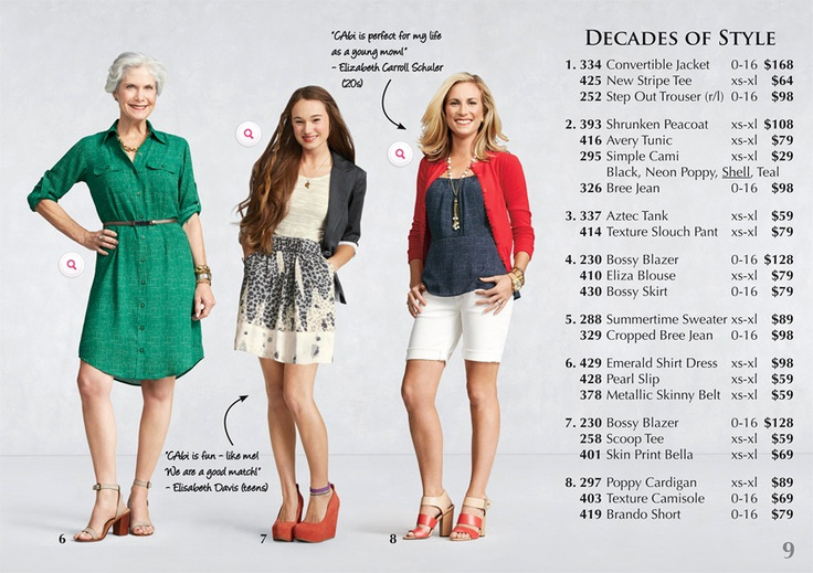 Carol anderson by Invitation Catalog Lovely Cabi Spring 2013 Lookbook Carol anderson by Invitation