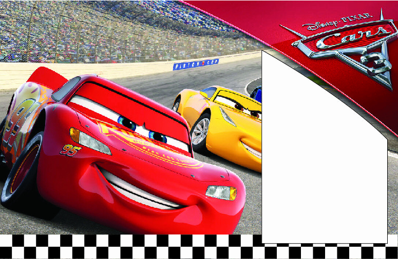 Cars Invitation Template Free Awesome Free Free Printable Disney Cars Lightning Mcqueen Birthday