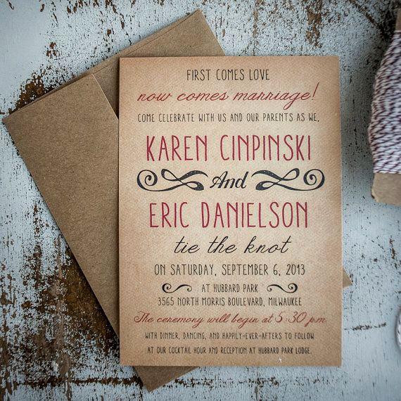 Casual Wedding Invitation Wording Fresh 17 Best Ideas About Casual Wedding Invitations On