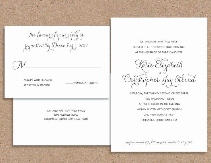 Casual Wedding Invitation Wording New Best 25 Casual Wedding Invitation Wording Ideas On