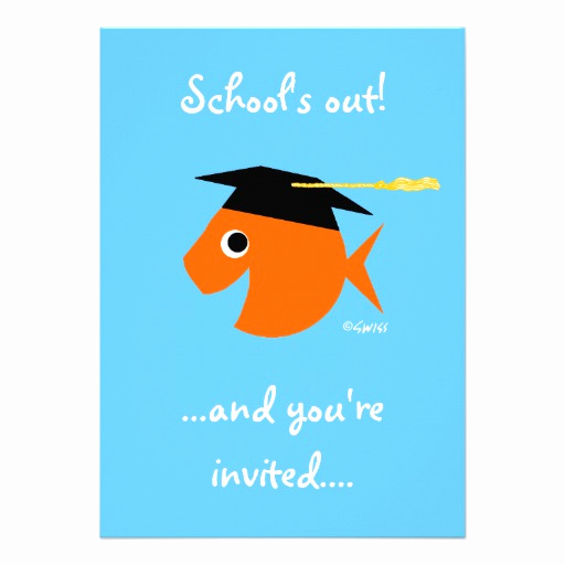 Catchy Graduation Invitation Phrases Fresh Cute Graduation Party Invitation Customizable