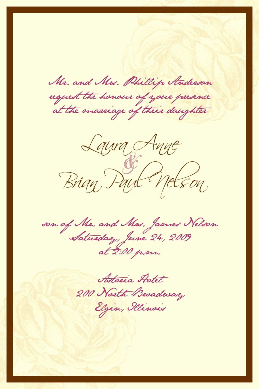 Catholic Wedding Invitation Wording Awesome Kerala Wedding Invitation Cards Samples