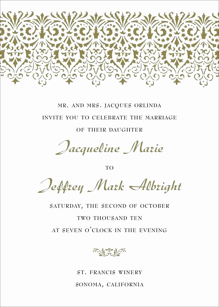 Catholic Wedding Invitation Wording Best Of Roman Catholic Wedding Invitation Wording