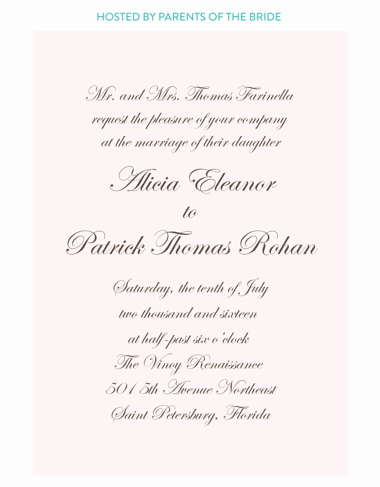 Catholic Wedding Invitation Wording Lovely Church Wedding Invitation Wording