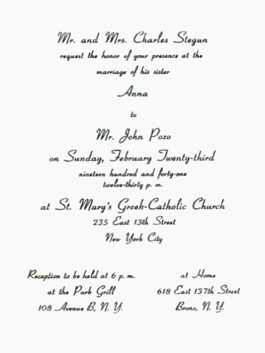 Catholic Wedding Invitation Wordings Awesome 32 Graphs Catholic Wedding Invitation Wording