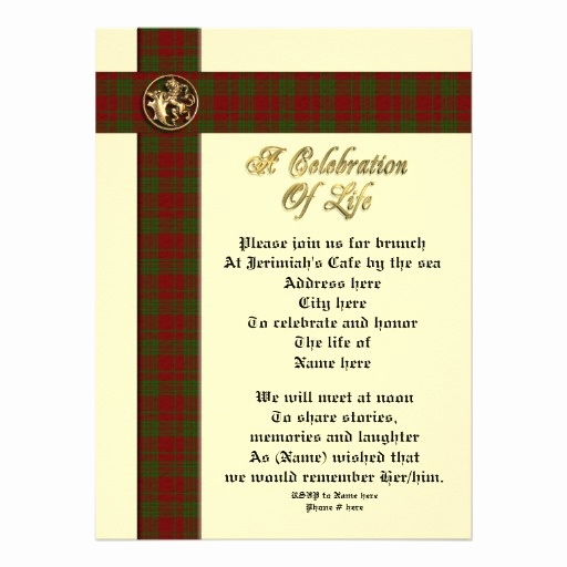 Celebration Of Life Invitation Ideas Lovely 7 Best Invitations Images On Pinterest