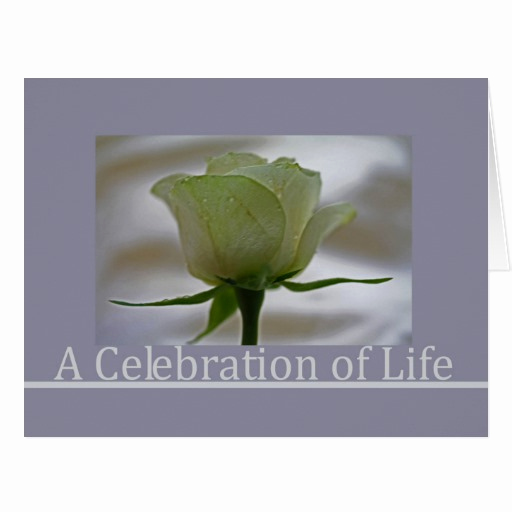 Celebration Of Life Invitation Wording Unique Celebration Of Life Invitation