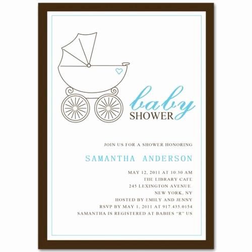 Cheap Baby Shower Invitation New Cheap Baby Shower Invitations 076