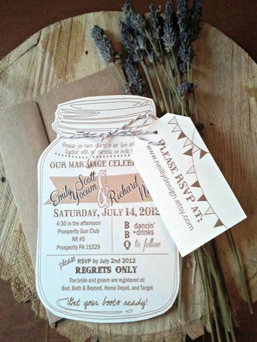 Cheap Wedding Invitation Ideas Beautiful Cheap Country Wedding On Pinterest