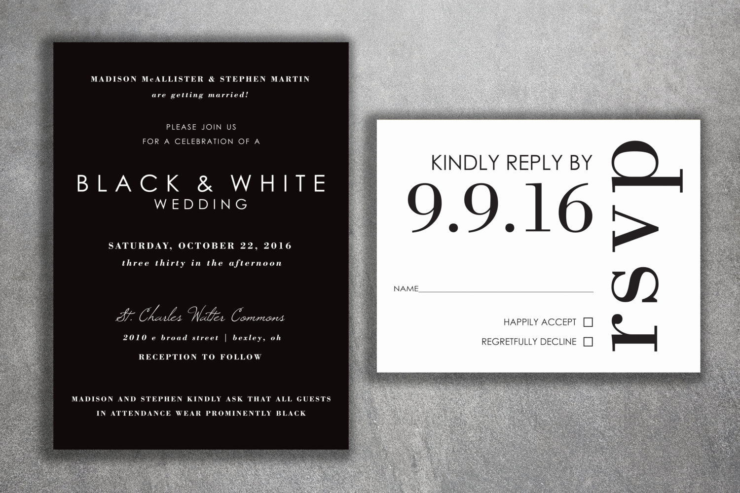 Cheap Wedding Invitation Ideas Elegant Affordable Wedding Invitations Set Printed Cheap Wedding