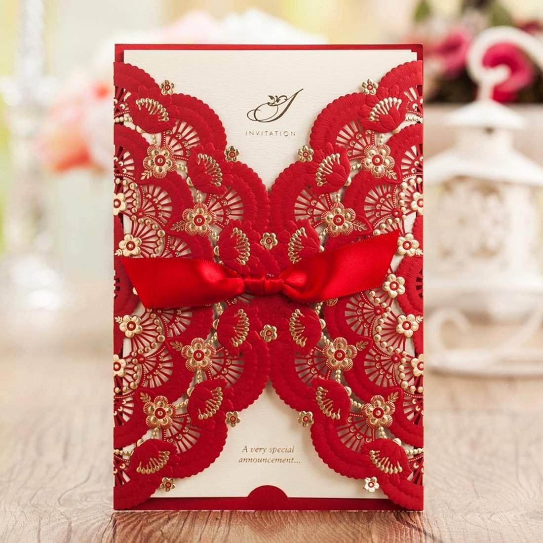 Cheap Wedding Invitation Ideas Elegant top 10 Best Cheap Diy Wedding Invitations