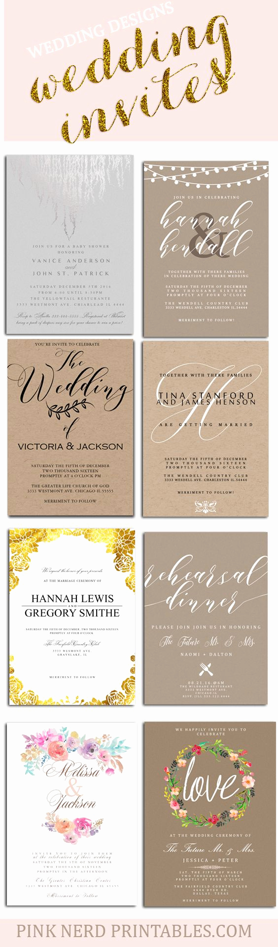 Cheap Wedding Invitation Ideas Fresh Best 25 Cheap Wedding Invitations Ideas On Pinterest