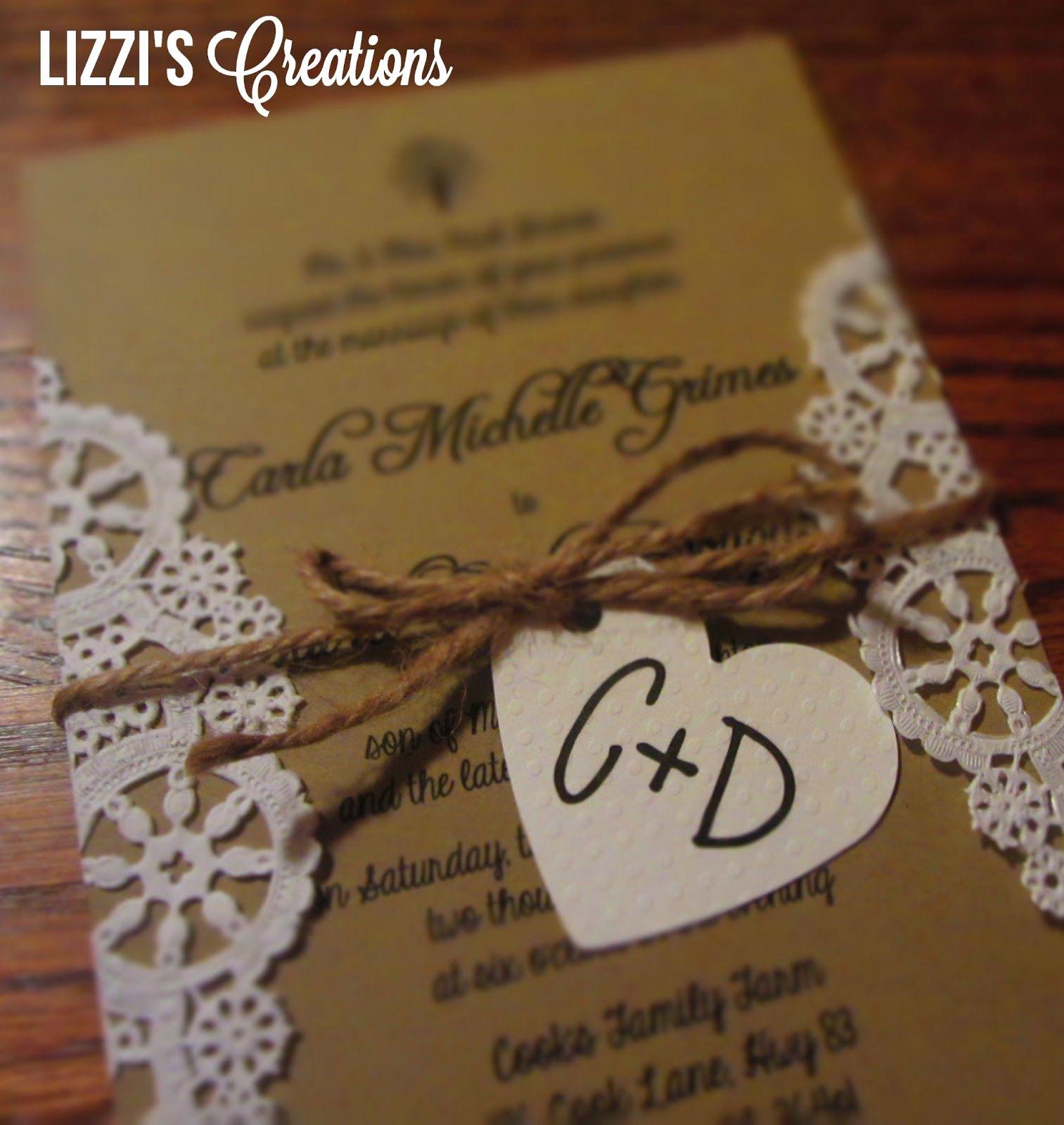 Cheap Wedding Invitation Ideas Lovely Cheap Diy Rustic Wedding Invitations Google Search