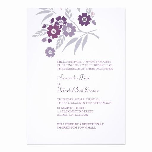 Cherry Blossom Wedding Invitation Best Of Tba Cherry Blossom Wedding Invitations