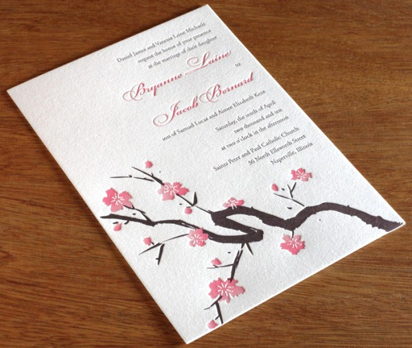 Cherry Blossom Wedding Invitation Luxury Cherry Blossom Wedding Day Inspiration