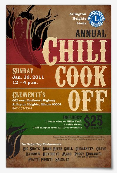 Chili Cook Off Invitation Lovely Chili Cookoff Full 400×589 Good Ideas
