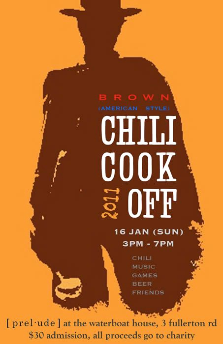 Chili Cook Off Invitation Luxury Chili Cookoff 2012 Invite Party Ideas