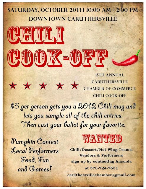 Chili Cook Off Invitation Template Elegant Chili Cook Off Certificate Template Google Search