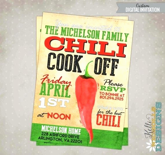Chili Cook Off Invitation Wording Best Of Chili Cook F Invitation Image 0 Wording – Sebastianoserafini