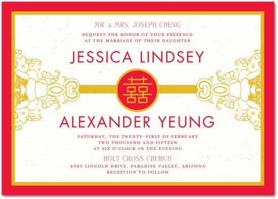 Chinese Wedding Invitation Templates Awesome 1000 Ideas About Chinese Wedding Invitation On Pinterest