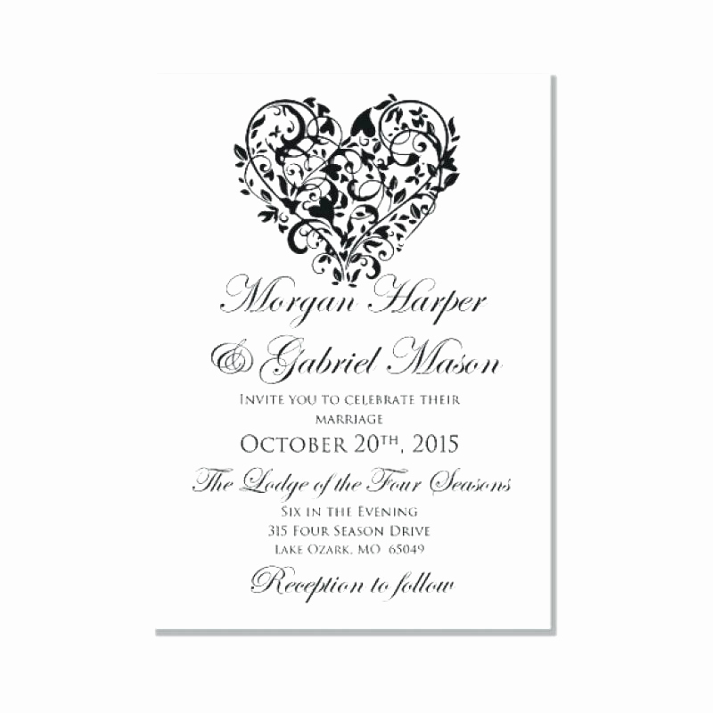 Chinese Wedding Invitation Templates Beautiful 7 Best Chinese Wedding Invitations Template Maotme