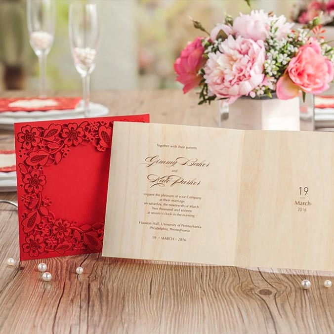 Chinese Wedding Invitation Templates New How Much Red Packet Money Should You Give to Your Wedding