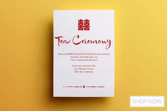 Chinese Wedding Invitation Wordings New Must Know Etiquette On Preparing Your Chinese Wedding