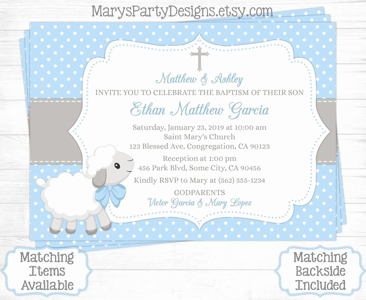 Christening and Birthday Invitation Awesome 10 Best Baptism Christening Invitations Images On