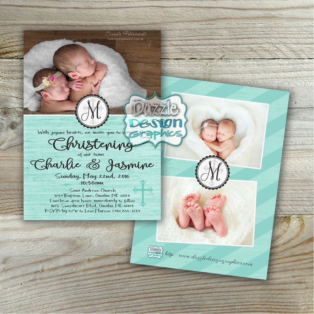 Christening and Birthday Invitation Luxury Baptism Invitation Christening Confirmation Invite Burlap