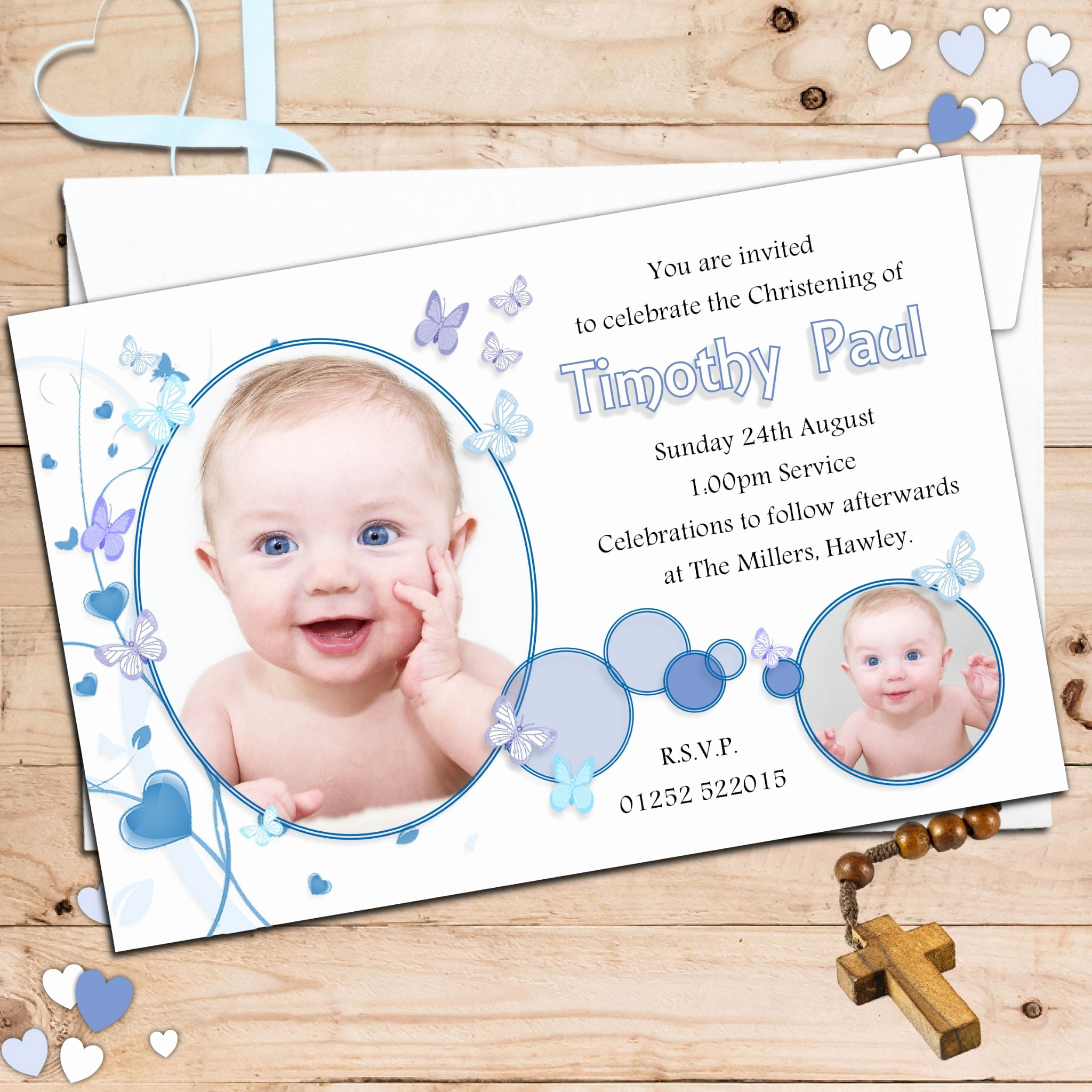 Christening Invitation for Baby Boy Inspirational Invitation for Christening Baby Boy