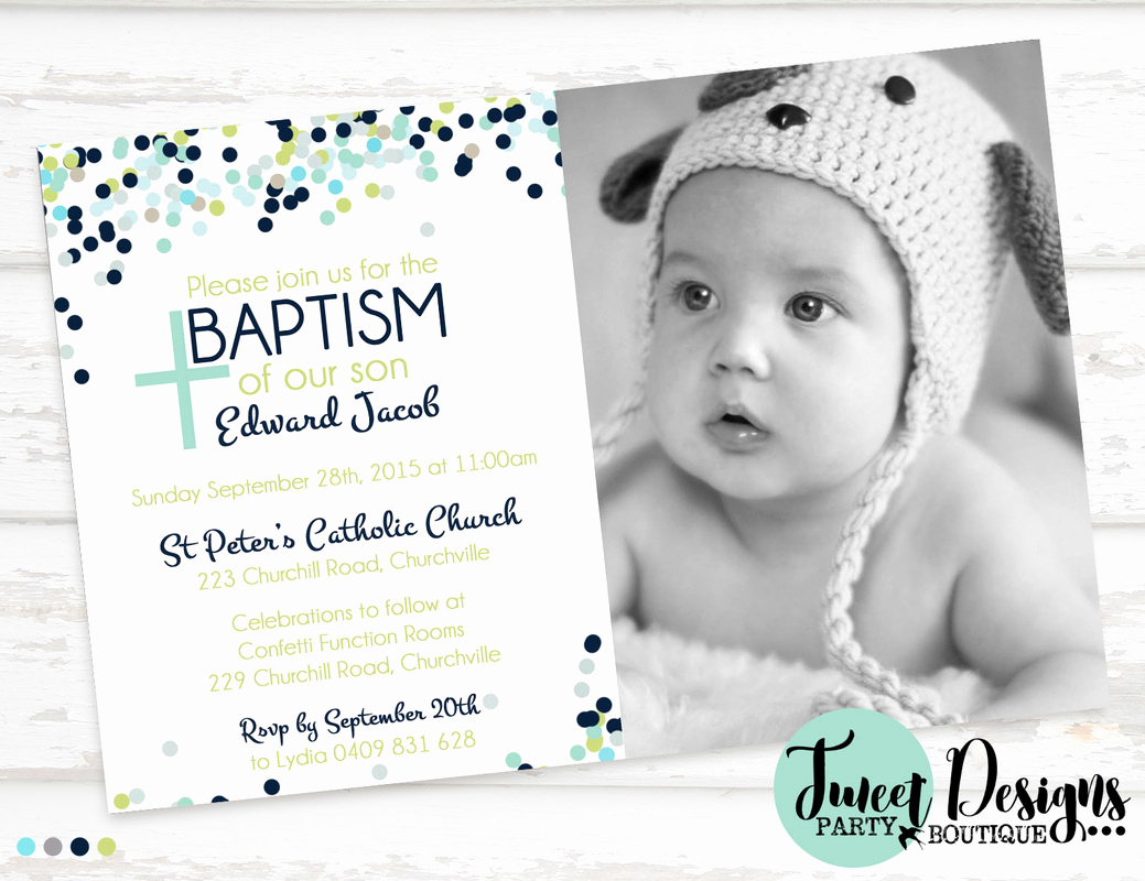 Christening Invitation for Baby Boy New Christening & Baptism Invitations