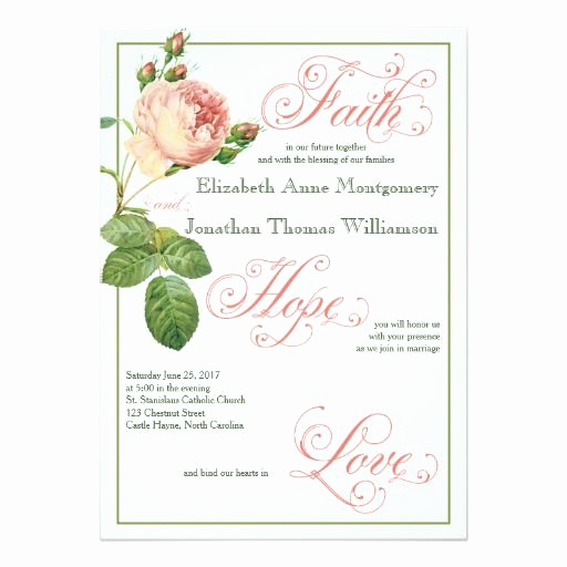 Christian Wedding Invitation Wording Beautiful Best 25 Christian Wedding Invitation Wording Ideas On