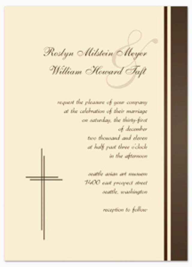 Christian Wedding Invitation Wording Elegant 24 Best Of Christian Wedding Invitation Designs