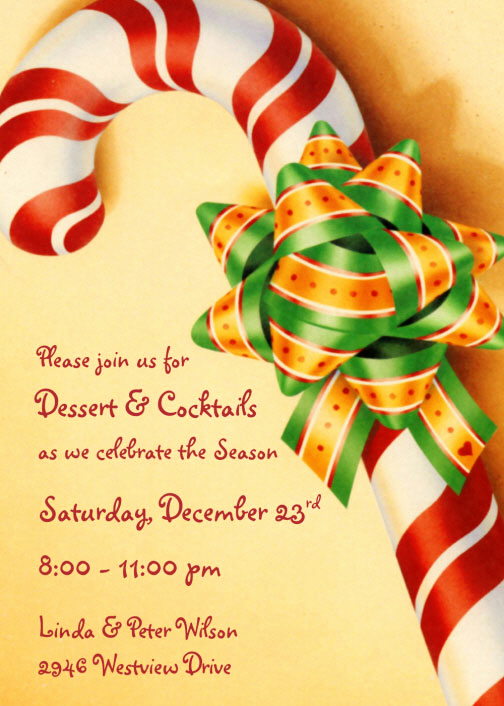 Christmas Party Invitation Idea Awesome Christmas Party Invitations – Party Ideas