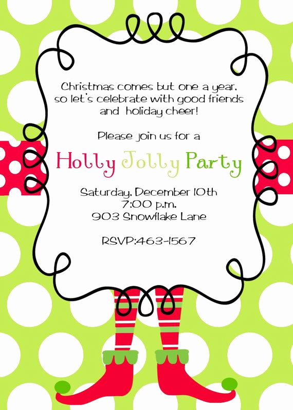 Christmas Party Invitation Idea Beautiful 17 Best Ideas About Christmas Party Invitations On