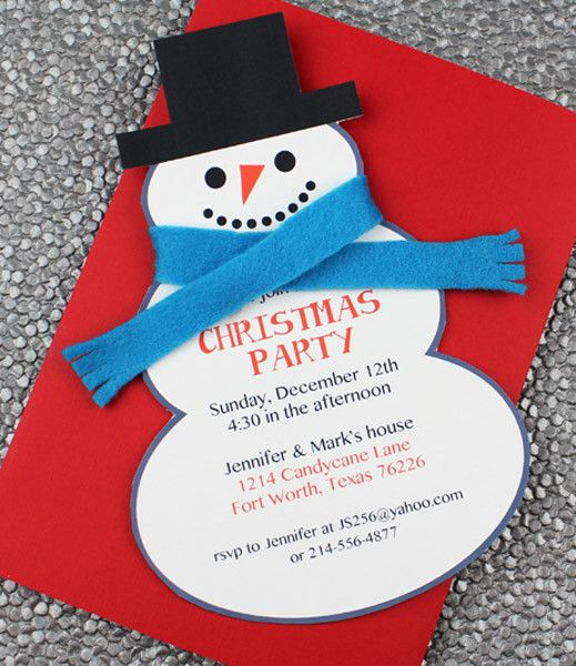 Christmas Party Invitation Idea Best Of 25 Best Ideas About Christmas Party Invitations On