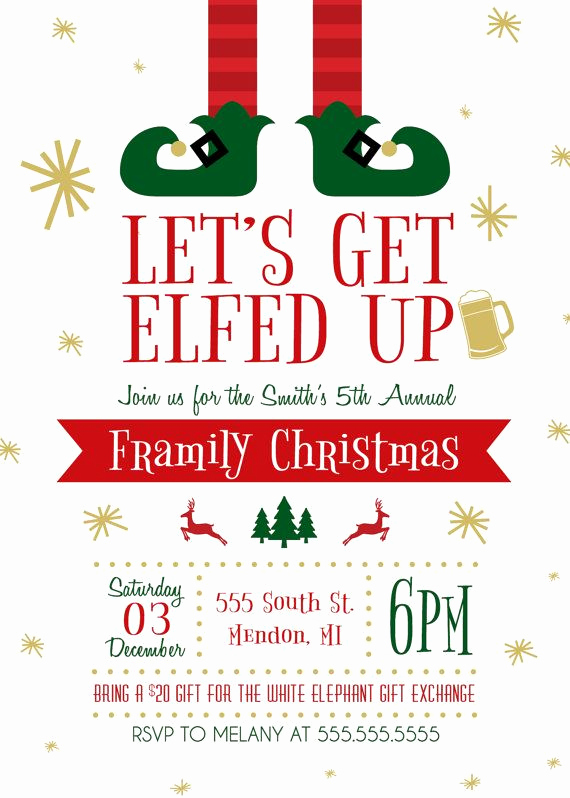 Christmas Party Invitation Idea Best Of 25 Unique Holiday Party Invitations Ideas On Pinterest