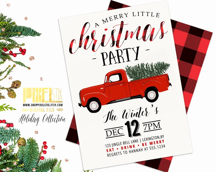 Christmas Party Invitation Ideas Awesome 17 Best Ideas About Christmas Party Invitations On