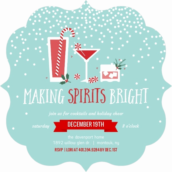 Christmas Party Invitation Ideas Lovely Holiday Invitation Wording From Purpletrail