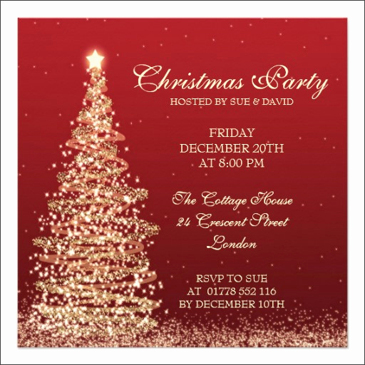 Christmas Party Invitation Template Luxury 22 Printable Christmas Invitation Templates Psd Vector