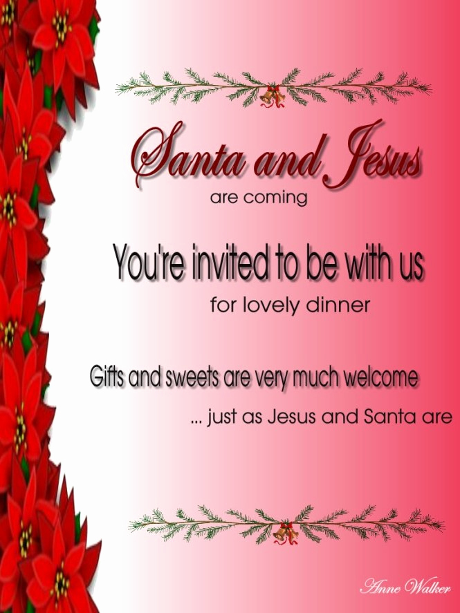 Christmas Party Invitation Wording Beautiful Get to Her Invitation Card