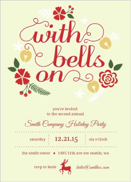 Christmas Party Invitation Wording Beautiful Pin by Inviteshop On Fice Christmas Party Invitation
